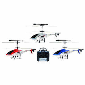 World Tech Toys  Remote Control Helicopter  Polymer