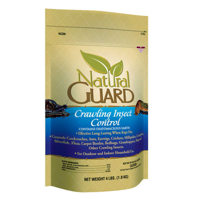 Ferti-Lome  Natural Guard  Organic Insect Killer  4 lb.