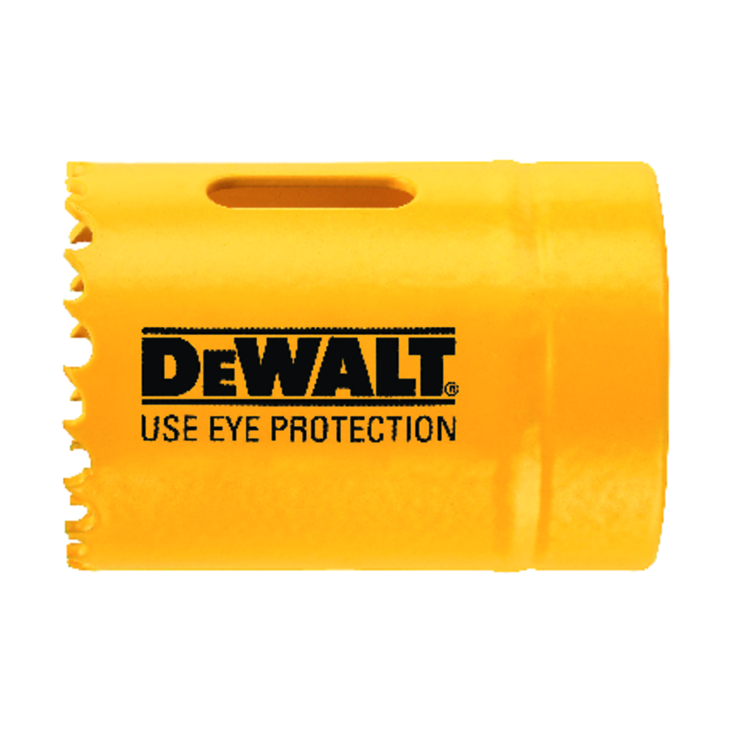 DeWalt  1 in. Dia. x 1.75 in. L Bi-Metal  Hole Saw  1/4 in. 1 pc.
