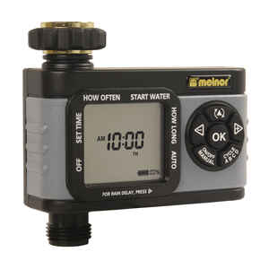 Melnor  HydroLogic  Programmable 1 zone Water Timer