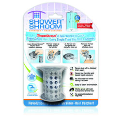 Shower Shroom ShowerShroom Matte Silicone Hair Catcher
