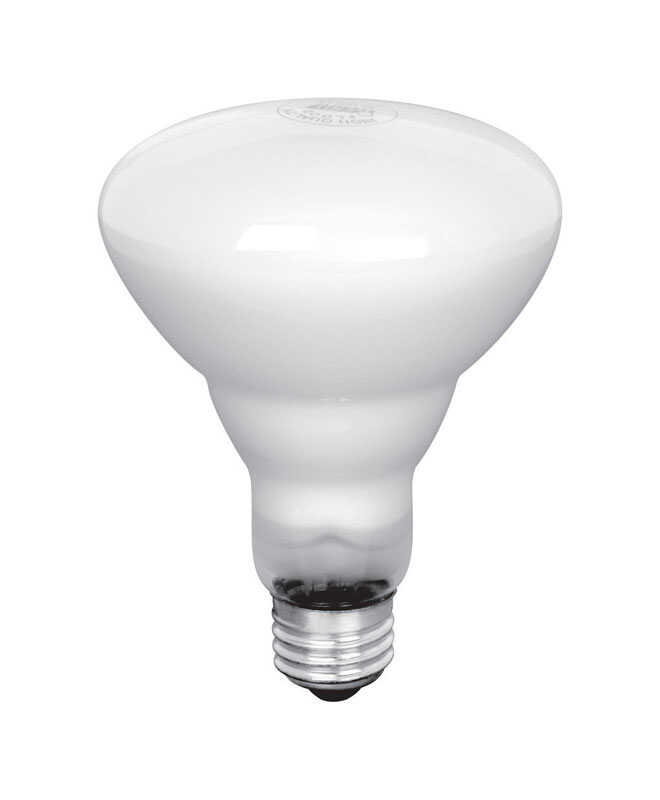 FEIT Electric  Filament  9 watts BR30  LED Bulb  650 lumens Soft White  Floodlight  65 Watt Equivale