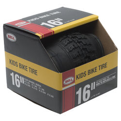 Bell Sports 16 in. Rubber Bicycle Tire 1 pk