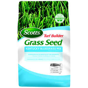 Scotts  Turf Builder  Kentucky Bluegrass  Grass Seed  7 lb.