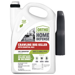 Ortho  Home Defense  Liquid  Crawling Insect Killer  0.5 gal.