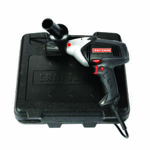 Craftsman  1/2 in. Keyless  Corded Drill  6 amps 800 rpm