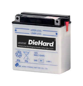DieHard  9 amps Powersport Battery