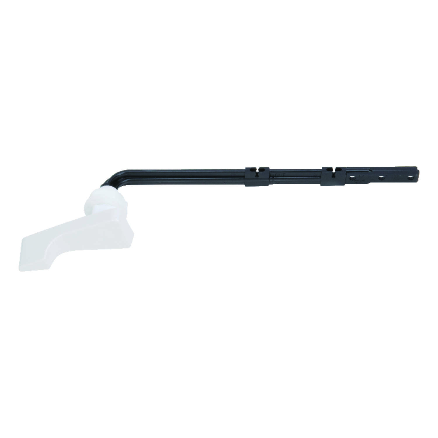 Ace  Flush Lever  8 in. L Plastic