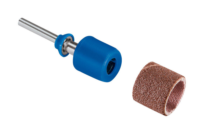 Dremel  4 in. L x 1/8 in. Dia. 1/8 in. Round  Mandrel  1 pc.
