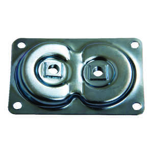 Waddell Mounting Plate 5/16 in. Dual Design