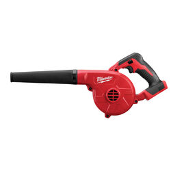 Milwaukee  M18  160  miles per hour  100 Cubic feet per minute  18 volt Battery  Handheld  Compact L