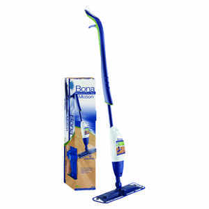Bona  Motion  16.5 in. W Dust  Fiber  Mop Kit