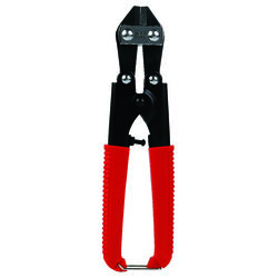 Ace  8 in. Mini Bolt Cutter  Red  1 pk