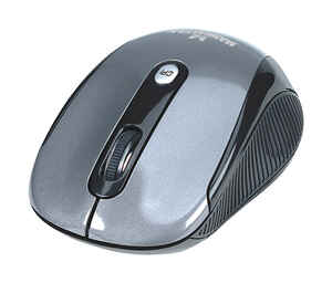 Manhattan  Wireless Mouse  1 pk