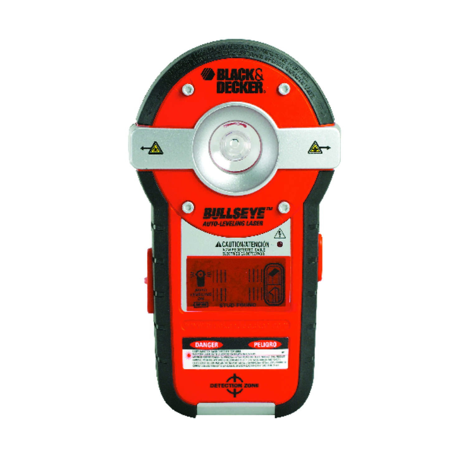Black and Decker  BullsEye  Self Leveling Auto Leveling Laser Line and Stud Finder  1 pc.