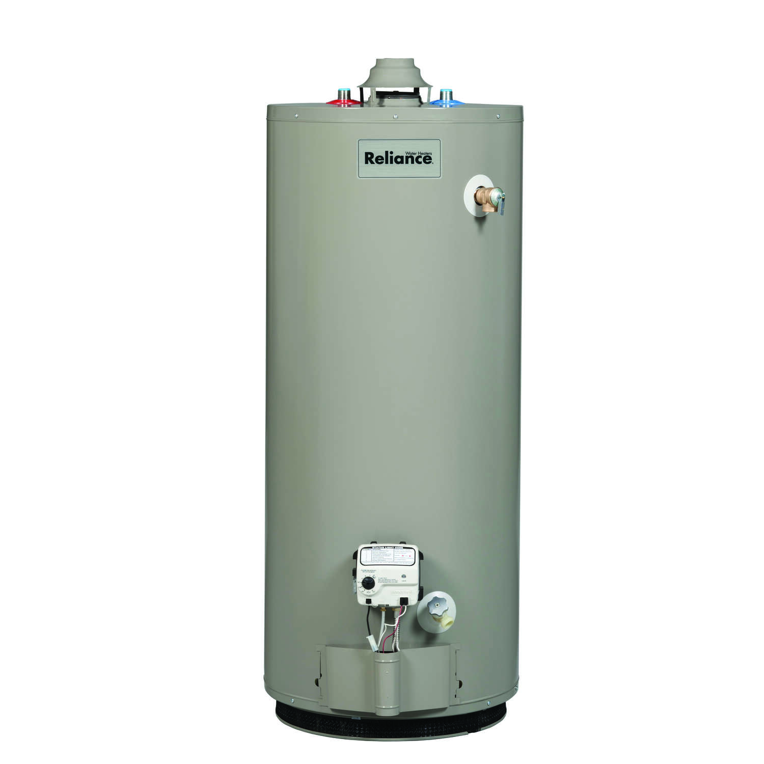 Reliance  40 gal. 36,000 BTU Propane  Water Heater