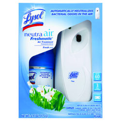 Lysol  Neutra Air  Fresh Scent Air Freshener Starter Kit  5.89 oz. Liquid