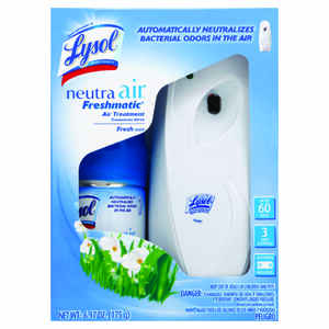 Lysol  Neutra Air  Fresh Scent Air Freshener Starter Kit  6.17 oz. Aerosol
