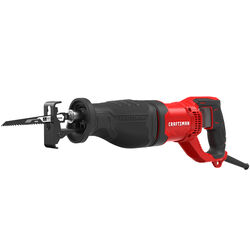 Craftsman  7.5 amps Corded  Brushed  Reciprocating Saw
