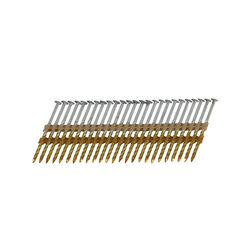 Hitachi  3-1/4 in. Angled Strip  Framing Nails  21 deg. Screw Shank  4,000 pk