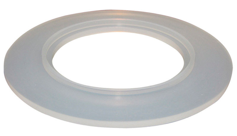 Keeney  Flapper Seal  7-7/16 in. H x 3 in. L Silicon