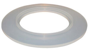 Keeney  Flapper Seal  White  Silicone  For American Standard