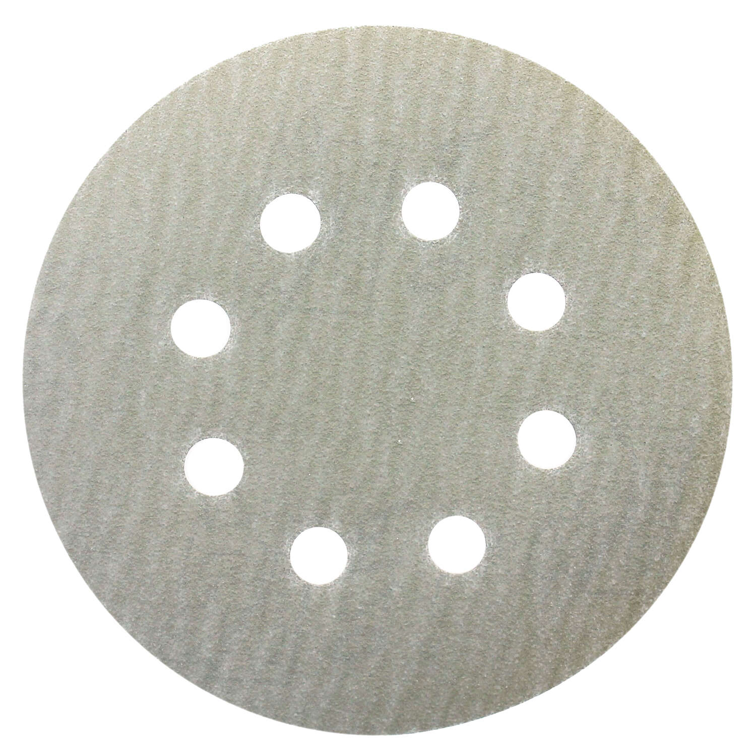 Shopsmith  5 in. Aluminum Oxide  Hook and Loop  Sanding Disc  Medium  15 pk 120 Grit