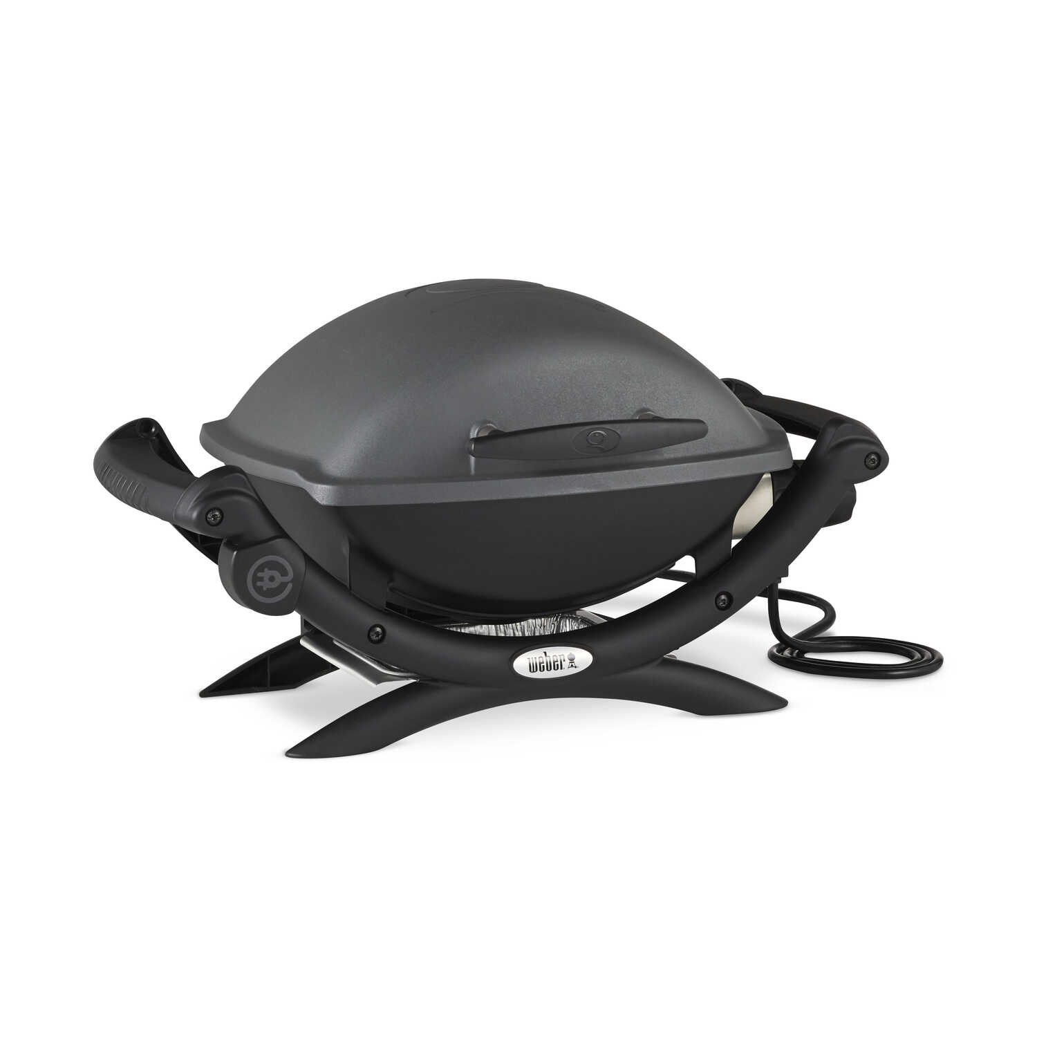 Weber  Q1400  Electric  Table Top  Grill  Graphite