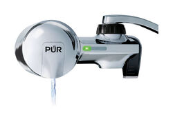 PUR  Maxion  Faucets  Horizontal Faucet Mount Filter  For PUR