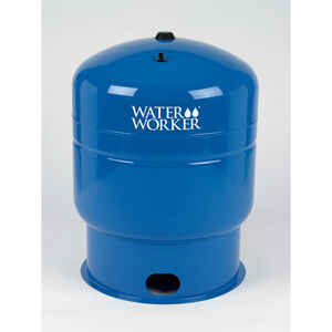 Water Worker  H2OW-TO  44  Pre-Charged Vertical Pressure Well Tank