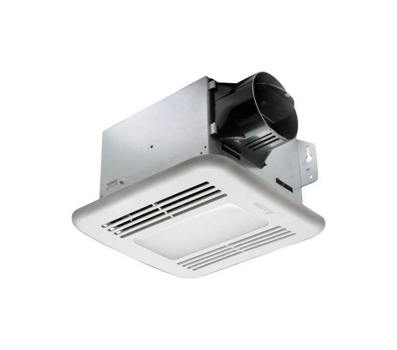 Delta  BreezIntegrity  80 CFM 0.8 Sones Ventilation Fan with Lighting