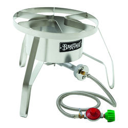 Bayou Classic  Stainless Steel  Outdoor Cooker