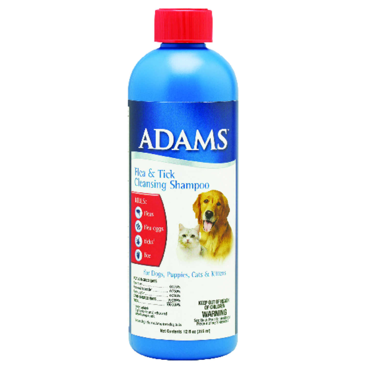 Adams  Liquid  Dog  Flea Treatment  12 oz.