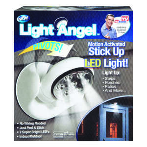 Light Angel  LED  Stick Up Light  1