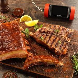 GrillEye PRO+  WiFi and Bluetooth  Digital  WiFi Meat Thermometer
