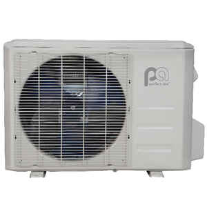 Perfect Aire  12000 BTU 11.69 in. H x 31.57 in. W 252 sq. ft. Ductless Mini-Split Air Conditioner an