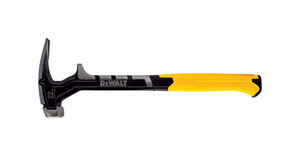 DeWalt  22 oz. Steel Head Demo Hammer  16 in. L x 1.25 in. Dia.