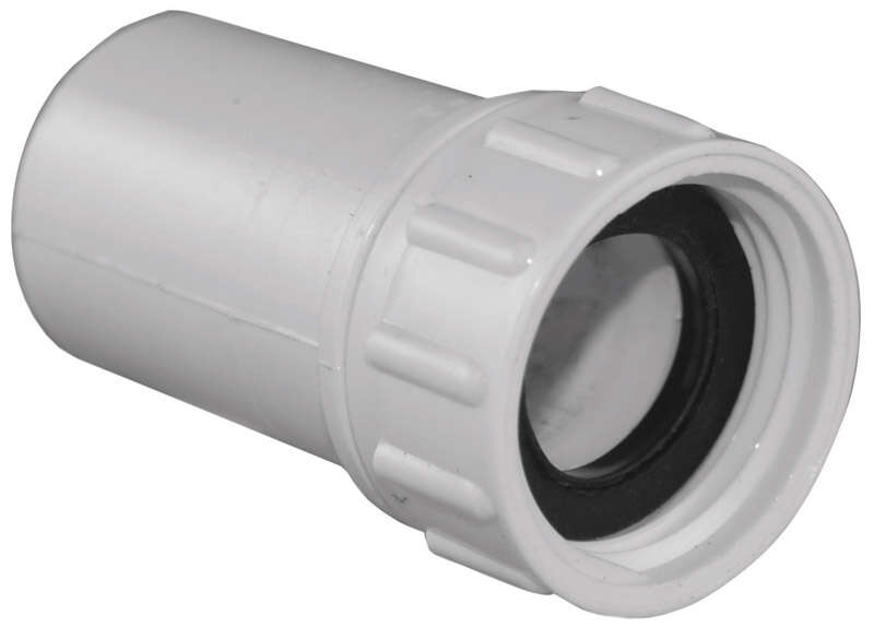 Lasco 3/4 in. FHT x 3/4 in. Dia. Slip PVC Irrigation Hose Adapter
