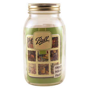 Ball  Regular Mouth  Canning Jar  1 qt.