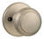 Kwikset Tylo Satin Nickel Steel Dummy Knob 3 Right or Left Handed