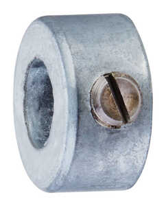 Chicago Die Cast  1 1/4 in. Dia. Zinc  Shaft Collar