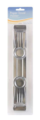 Fox Run  Stainless Steel  Wall Mount  Paper Towel Holder  1 in. H x 0.3 in. W x 15.6 in. L