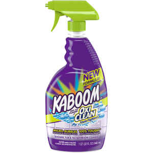 Kaboom  Citrus Scent Tub and Tile Cleaner  32 oz. Liquid