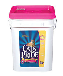 Cat's Pride  Fresh and Clean Scent Cat Litter  22 lb.