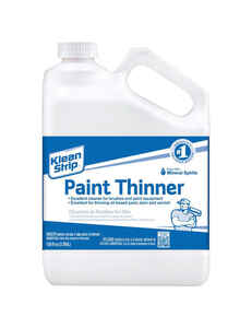 Klean Strip  Paint Thinner  128 oz.