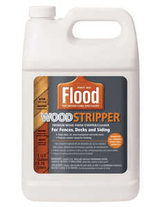 Flood  Wood Stripper  1 gal.