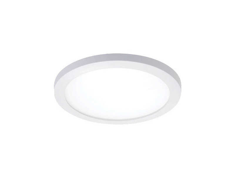Halo  6 in. W White  LED  Retrofit Kit  Plastic