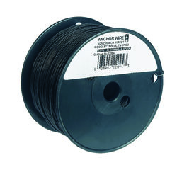 Hillman 1540 ft. L Black Annealed Steel 20 Ga. Mechanics Wire