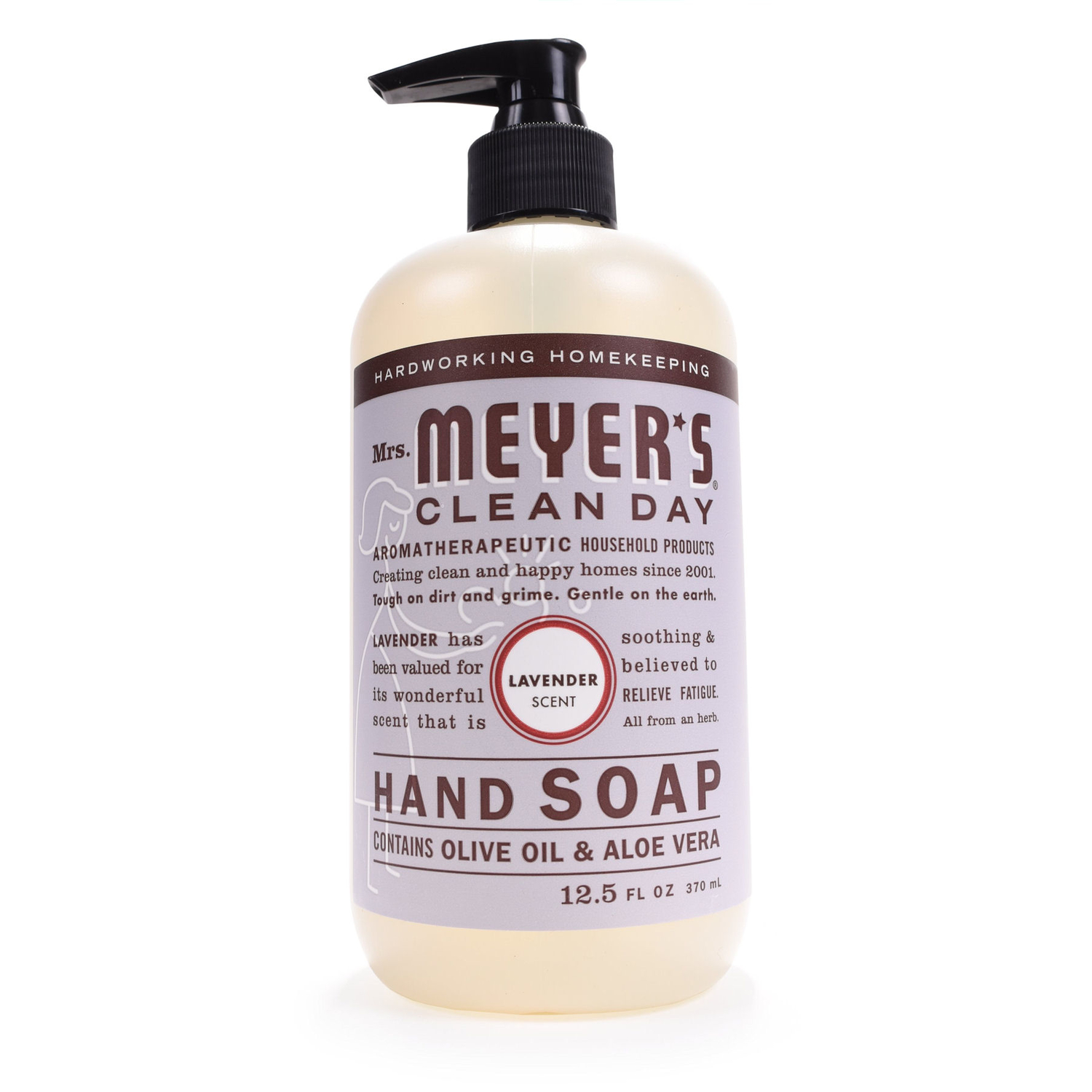 Mrs. Meyer's Clean Day 12 oz. Liquid Hand Soap Lavender Scent