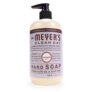 Mrs. Meyer's  Clean Day  Organic Lavender Scent Liquid Hand Soap  12.5 oz.